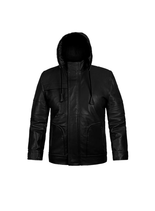 Mission Impossible Ghost Protocol Kids Leather Jacket