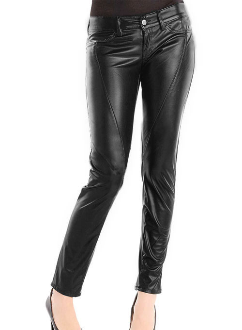 Obey Leather Pants - 50 Colors