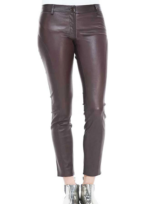 Phoenix Leather Pants : MakeYourOwnJeans®: Made To Measure ...