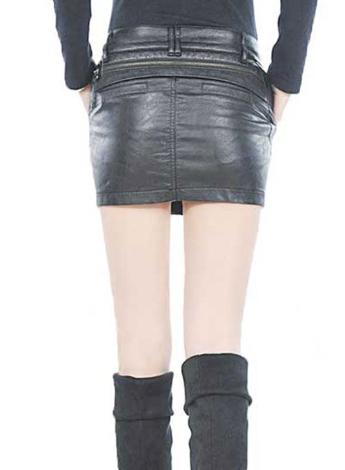 Pirate Leather Skirt - # 163 - 50 Colors