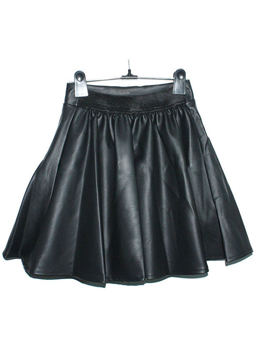 Reflection Leather Skirt - # 175