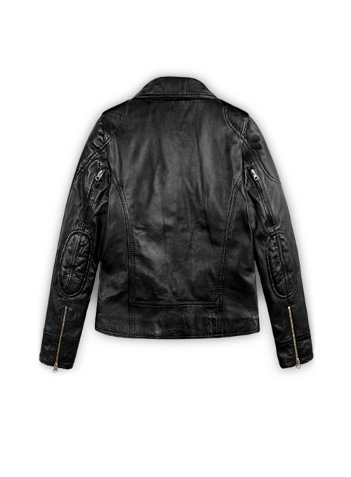 Terminator Genisys Kids Leather Jacket #1