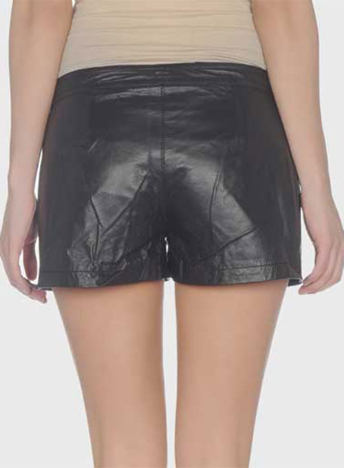 Leather Cargo Shorts Style # 359 - 50 Colors