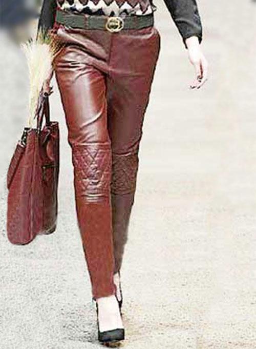 Elastic Bottom Jeans Womens