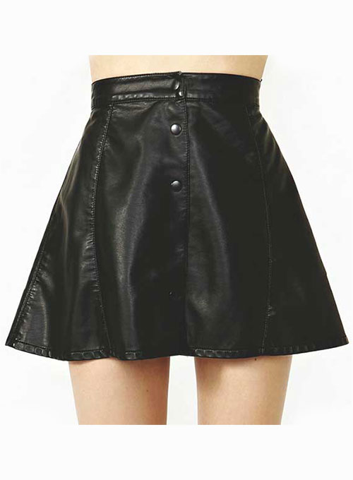 Splendid Leather Skirt - # 176
