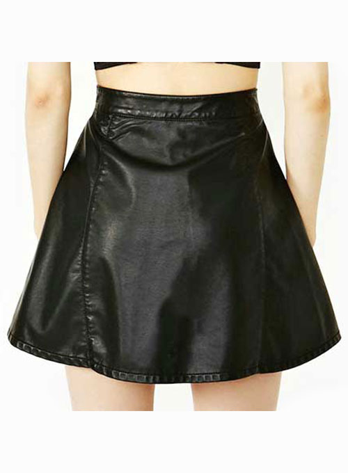 Splendid Leather Skirt - # 176 - 50 Colors