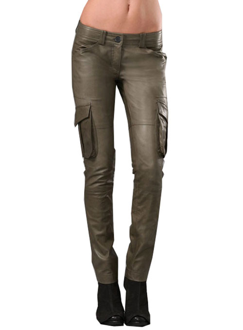 Leather Trooper Cargo Pants Makeyourownjeans 174 Made To