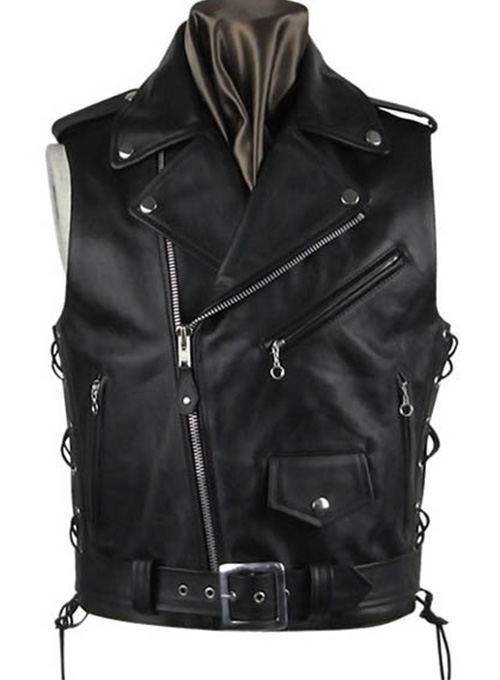 leather biker vest   308   makeyourownjeans u00ae  made to