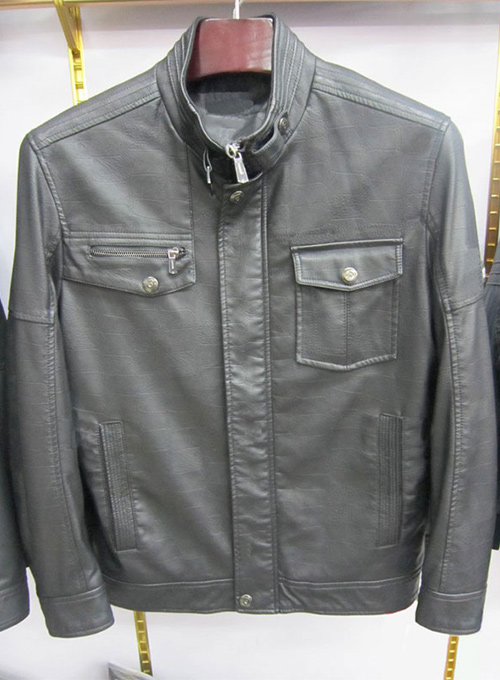 Leather Jacket #128