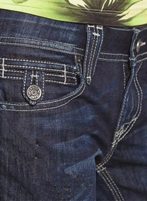 Stretch Waist Jeans For Men