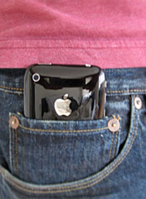 iPhone Coin Pocket