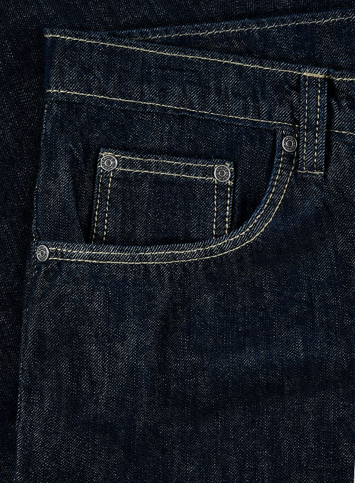 Olympus Blue Hard Wash Jeans