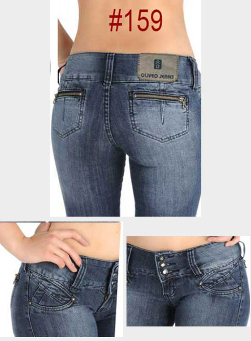 Brazilian Style Jeans 159 Makeyourownjeans 174 Made To