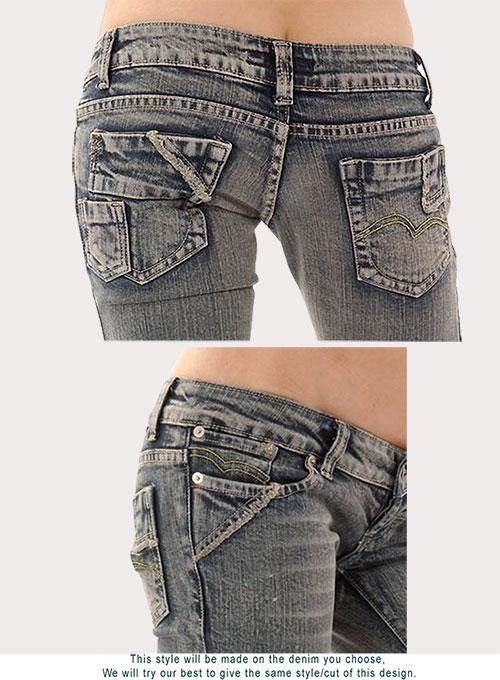Brazilian Style Jeans 111 Design 111 10