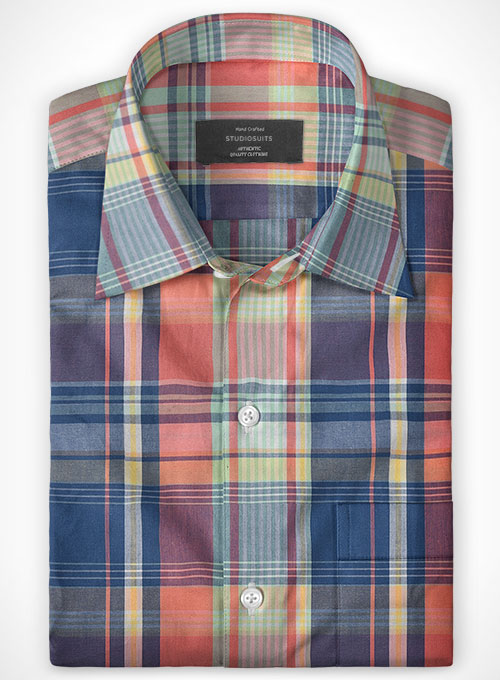 Cotton Ardoro Shirt - Full Sleeves