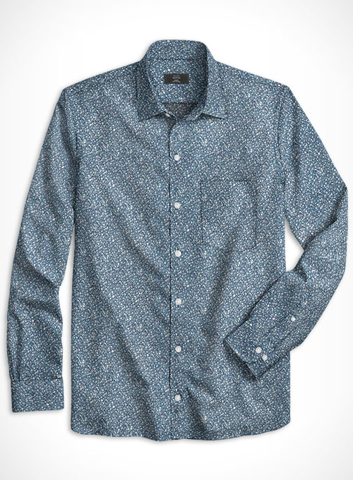 Cotton Biance Shirt - Full Sleeves - Click Image to Close