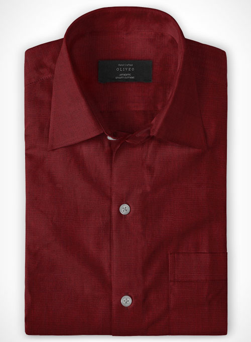 Cotton Enoni Shirt - Full Sleeves