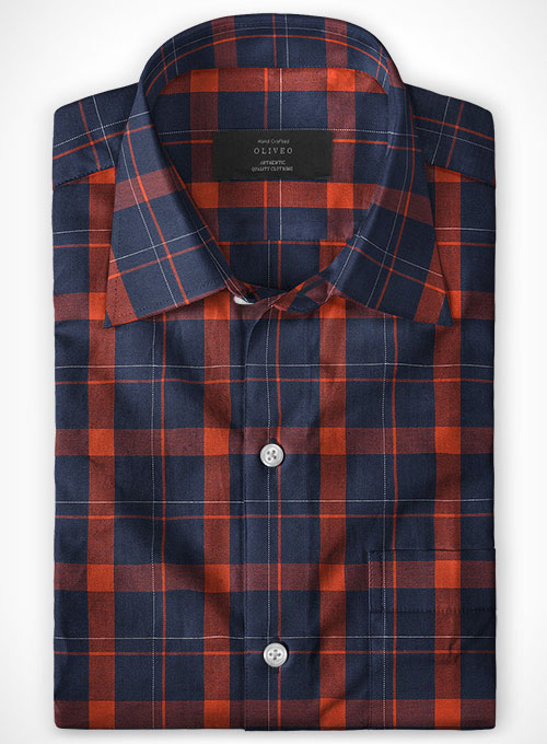 Cotton Frora Shirt - Full Sleeves
