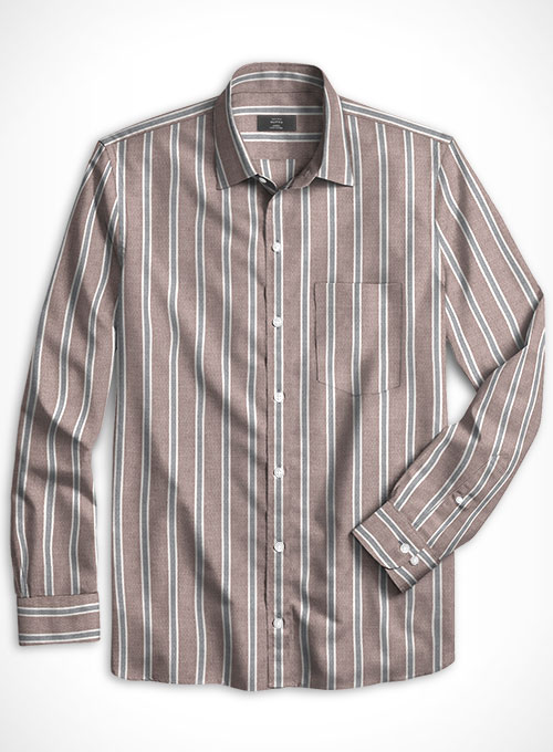 Cotton Relaxi Shirt - Full Sleeves - Click Image to Close
