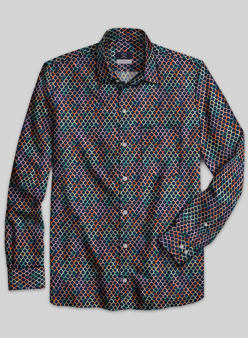 Liberty Dafne Cotton Shirt - Click Image to Close