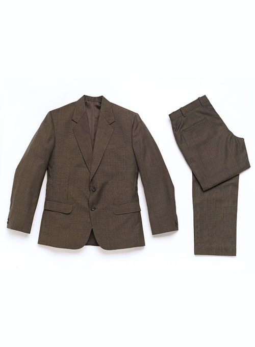 The Sokrati Collection - Wool Suits - 3 Colors