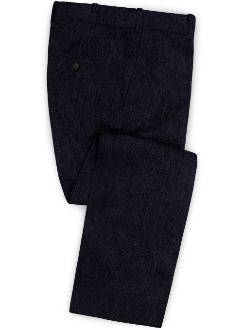 Blue Corduroy Suit - Click Image to Close