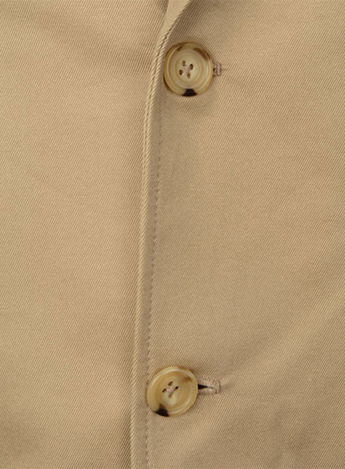Bull Heavy Khaki Chino Jacket