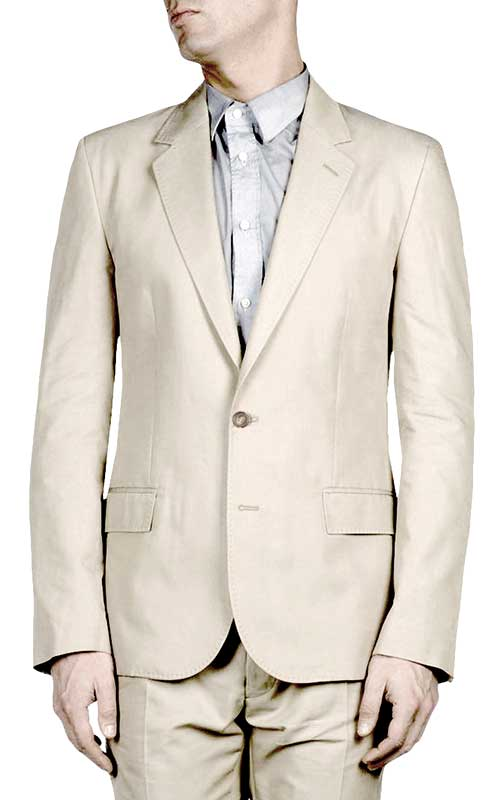 Cotton Silk Jacket