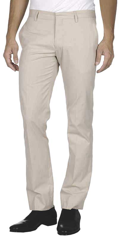 Cotton Silk Pants