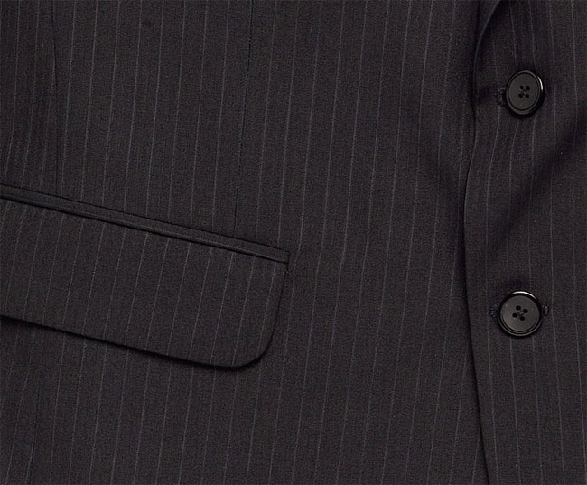 The European Collection - Wool Suits - 3 Colors