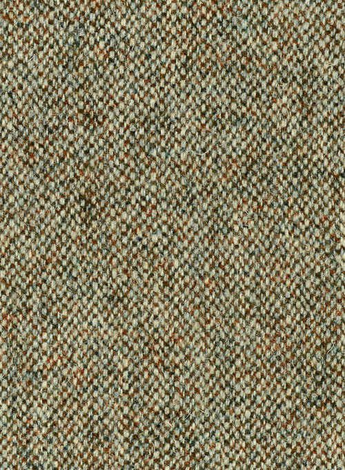 Harris Tweed Barley Brown Suit