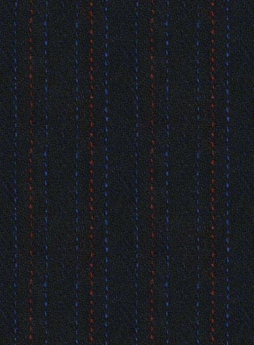 Harris Tweed Midnight Stripe Suit