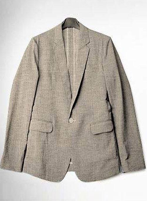 100/% linen Jacket Linen Jacket Designer Jacket Embroidered Linen Coat Women Linen Coat Royal Designer Linen Coat