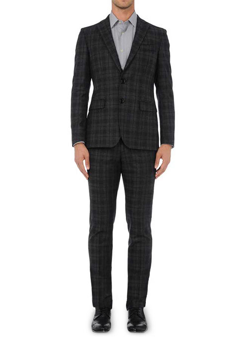 Light Weight Tweed Suit
