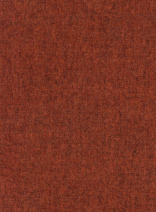 Melange Titan Rust Tweed Suit