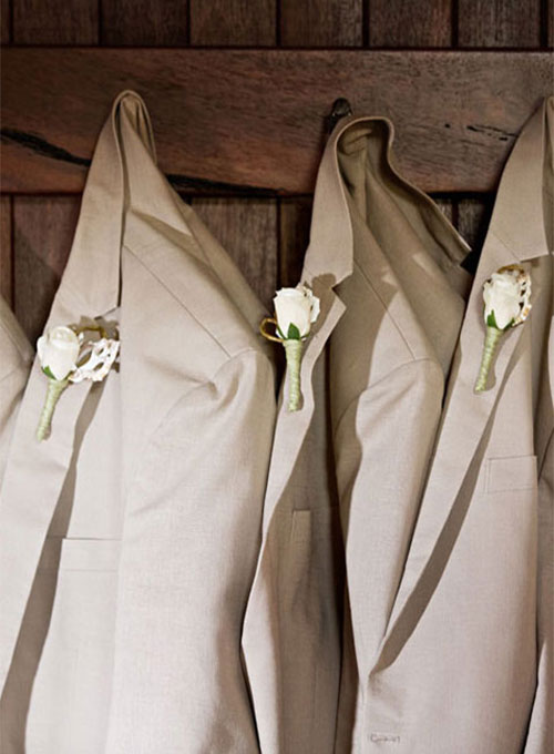 Safari Linen Suits - Express Delivery