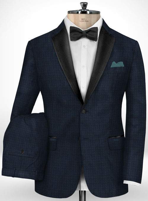 Napolean Elite Event Wool Tuxedo Suit