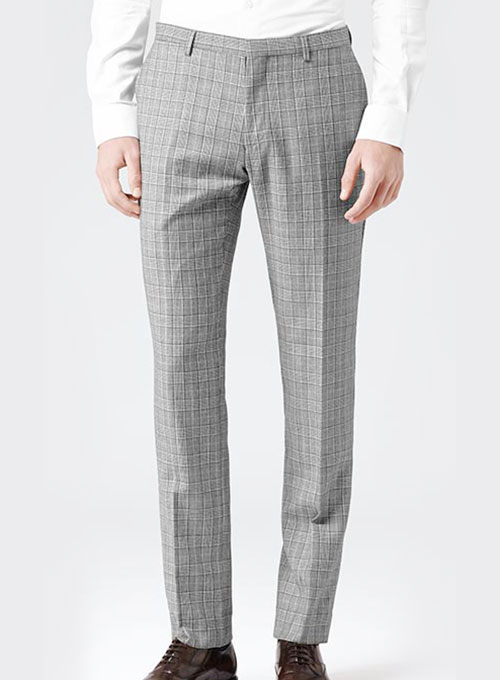 The Napolean Collection - Wool Trouser