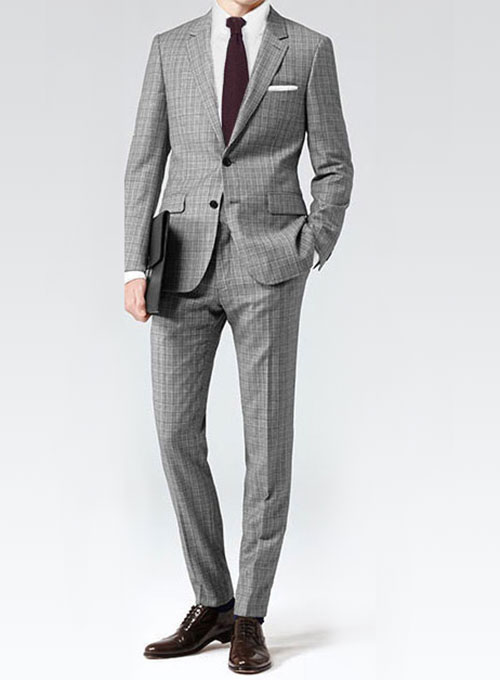 The Napolean Collection - Wool Suits