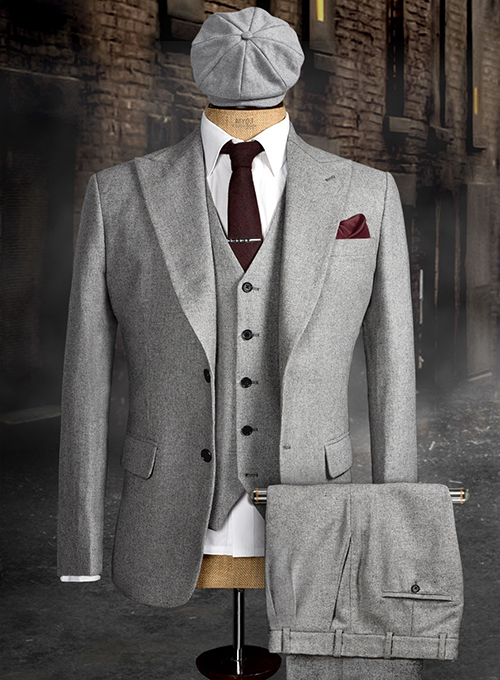 Peaky Blinders Tweed Suit