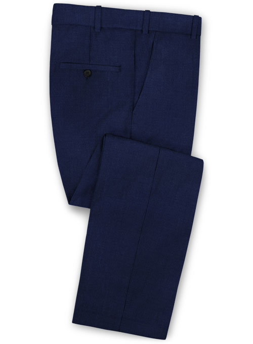 Reda Gem Blue Pure Wool Suit - Click Image to Close
