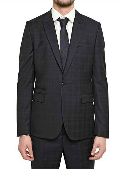 Reda Italian Wool Jacket - Pre Set Sizes - Quick Order