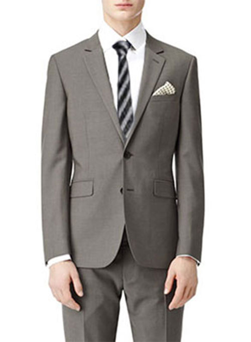 Scabal Wool Jacket - Pre Set Sizes - Quick Order