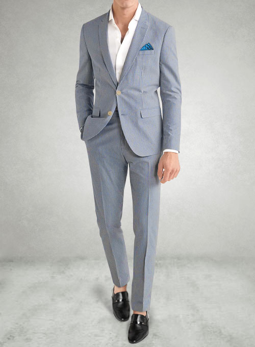 Seersucker Suits