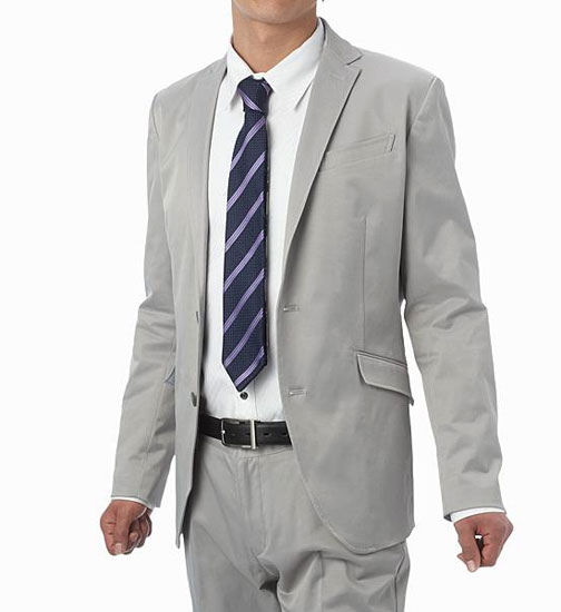Slant Pocket Suits