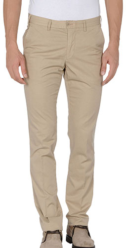 Twillino - The Cotton Twill Chino Tailored Pants