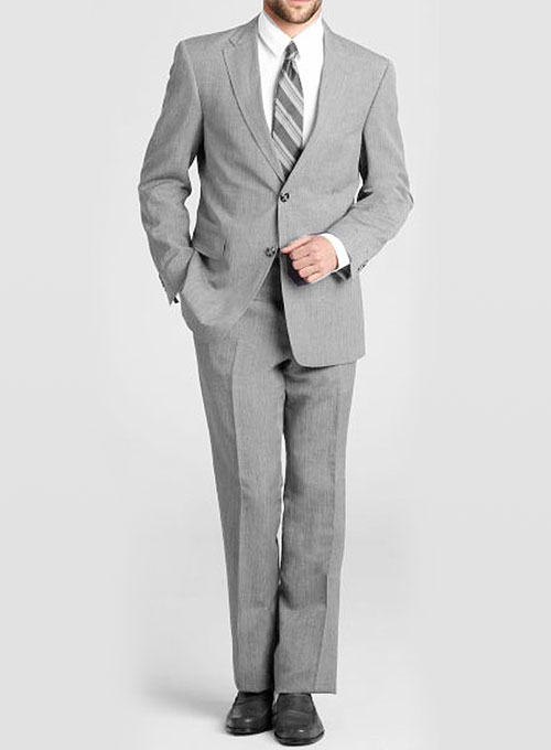 Wool Linen Blend Suits