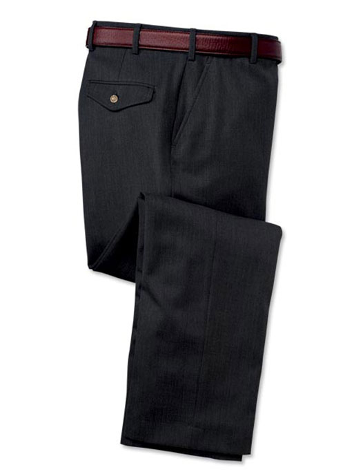 Worsted Wool Pants - 10 Colors