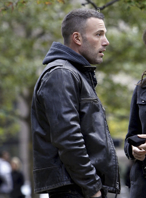 Ben Affleck The Town Leather Jacket