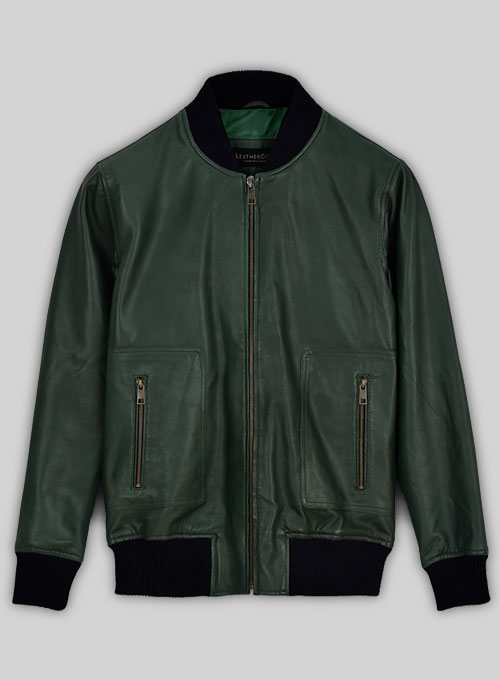 Bradley Cooper Leather Jacket # 1